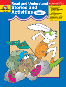 Read and Understand: Stories and Activities, Grade 3 - Teacher Reproducibles, E-book
