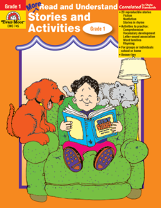 More Read and Understand: Stories and Activities, Grade 1 - Teacher Reproducibles, E-book