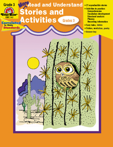 More Read and Understand: Stories and Activities, Grade 3 - Teacher Reproducibles, E-book