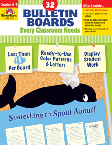 Bulletin Boards, Grades K-6 - Teacher Reproducibles, E-book