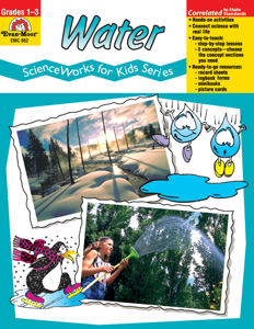ScienceWorks for Kids: Water, Grades 1-3 - Teacher Reproducibles, E-book