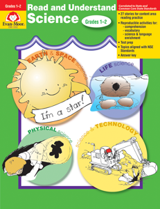 Read and Understand Science, Grades 1-2 - Teacher Reproducibles, E-book