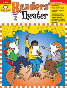 Readers' Theater, Grade 2 - Teacher Reproducibles, E-book