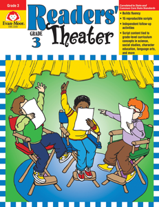 Readers' Theater, Grade 3 - Teacher Reproducibles, E-book