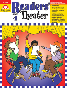 Readers' Theater, Grade 4 - Teacher Reproducibles, E-book