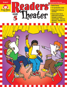 Readers' Theater, Grade 5 - Teacher Reproducibles, E-book