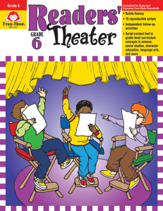 Readers' Theater, Grade 6+ - Teacher Reproducibles, E-book