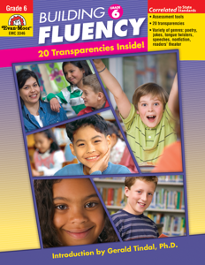 Building Fluency, Grade 6 - Teacher Reproducibles, E-book