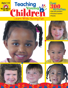 Teaching Young Children, Grades PreK-1 - Teacher Reproducibles, E-book