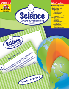 Science Cooperative Learning Cards, Grades 4-6 - Teacher Reproducibles, E-book