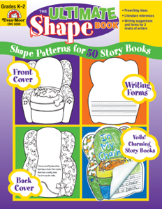 The Ultimate Shape Books, Grades K-2 - Teacher Reproducibles, E-book