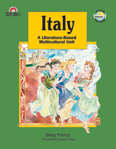 Complete Thematic Units, Italy - Teacher Reproducibles, E-book