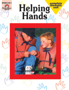 Complete Thematic Units, Helping Hands - Teacher Reproducibles, E-book