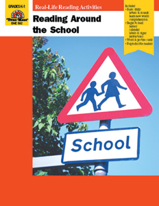 Reading Around the School - Teacher Reproducibles, E-book