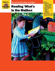 Reading What's in the Mailbox - Teacher Reproducibles, E-book