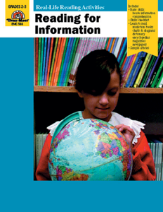Reading for Information - Teacher Reproducibles, E-book
