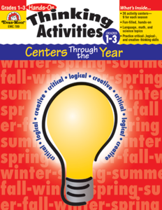 Hands-On Thinking Activities, Grades 1-3 - Teacher Reproducibles, E-book
