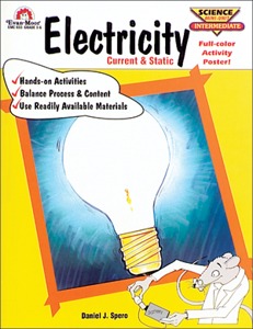 Electricity: Current and Static - Teacher Reproducibles, E-book