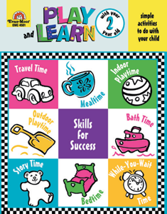 Play and Learn with Your Two Year Old ~- Teacher Reproducibles, E-book
