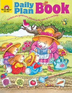 Garden Days, Daily Plan Book - Teacher Reproducibles, E-book