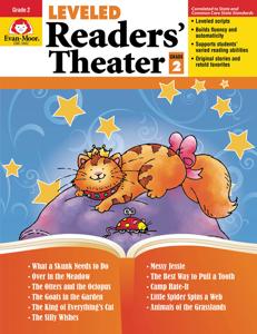 Leveled Readers' Theater, Grade 2 - Teacher Reproducibles, E-book