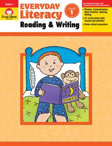 Everyday Literacy: Reading and Writing, Grade 1 - Teacher Reproducibles, E-book