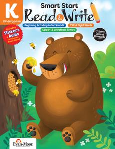 Smart Start: Read and Write, Grade K