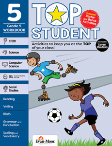 Top Student, Grade 5 - Activity Book