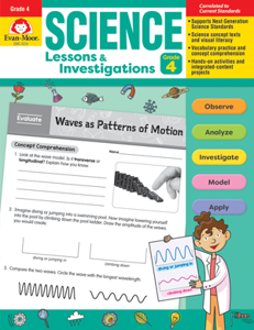 Science Lessons and Investigations, Grade 4 - Teacher's Edition, Print