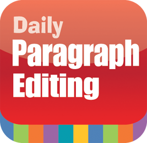Daily Paragraph Editing, Grade 6 - Interactive Lessons