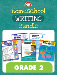 Homeschool Writing Bundle, Grade 2