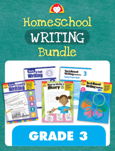 Homeschool Writing Bundle, Grade 3