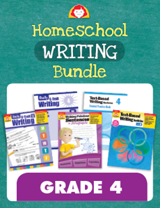 Homeschool Writing Bundle, Grade 4