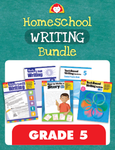 Homeschool Writing Bundle, Grade 5