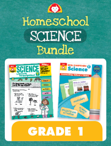 Homeschool Science Bundle, Grade 1