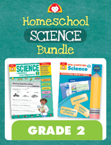 Homeschool Science Bundle, Grade 2