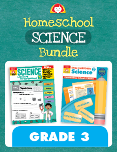 Homeschool Science Bundle, Grade 3