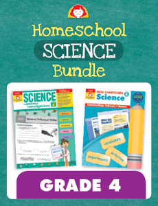 Homeschool Science Bundle, Grade 4