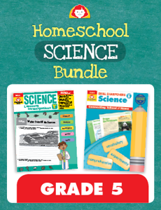 Homeschool Science Bundle, Grade 5