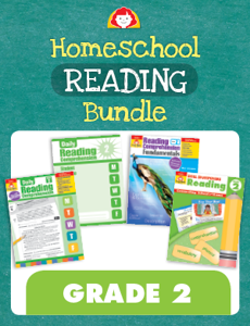 Homeschool Reading Bundle, Grade 2