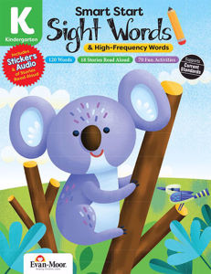 Smart Start: Sight Words, Grade K