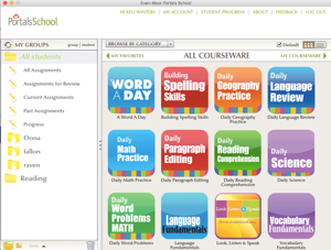 Picture of Online Learning: 5 Student Seats + All Portals School courseware - 75% OFF