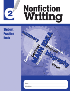 Picture of Nonfiction Writing, Grade 2 - Student Workbook (5-pack)