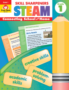 Skill Sharpeners: STEAM, Grade 1