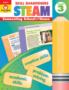 Skill Sharpeners: STEAM, Grade 3