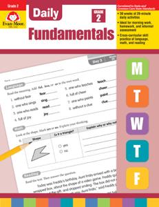 Picture of Daily Fundamentals, Grade 2 - Teacher's Edition, E-book