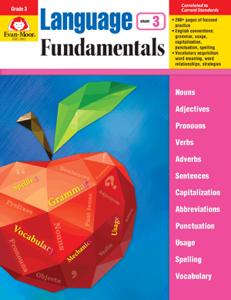 Picture of Language Fundamentals, Grade 3 - Teacher Reproducibles, E-book