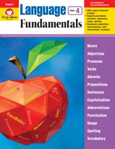 Picture of Language Fundamentals, Grade 4 - Teacher Reproducibles, E-book