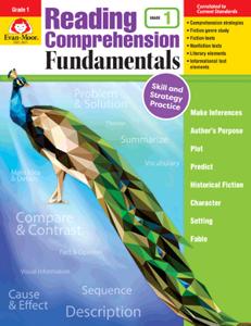 Picture of Reading Comprehension Fundamentals, Grade 1 - Teacher's Edition, E-book