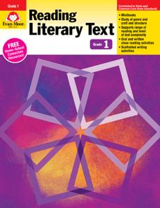 Picture of Reading Literary Text, Grade 1 - Teacher's Edition, E-book